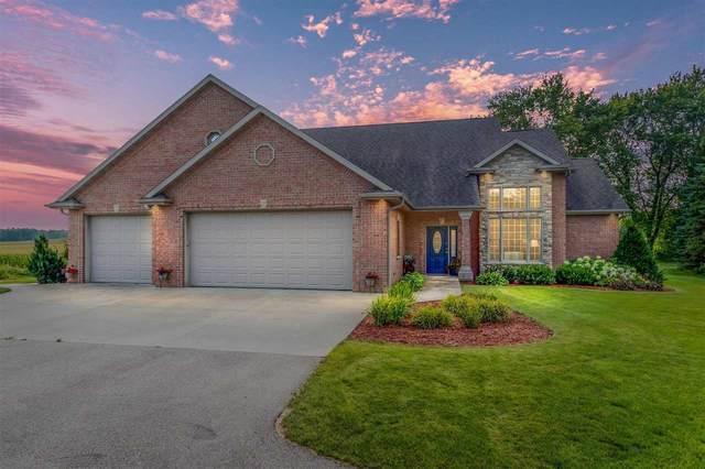 N7669 Grunwald Road, Black Creek, WI 54106 (#50245772) :: Town & Country Real Estate