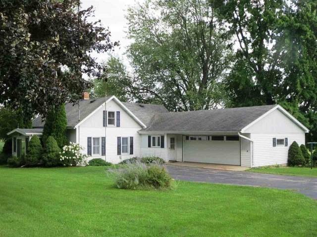 W9215 Hwy S, New London, WI 54961 (#50245791) :: Town & Country Real Estate