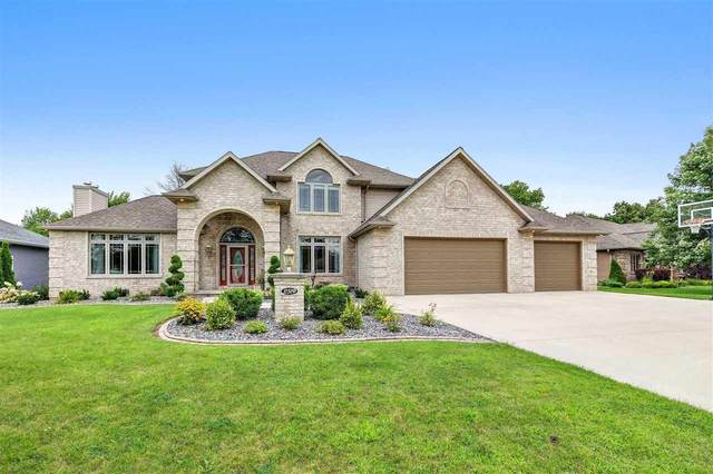 2519 Clear Brook Circle, Green Bay, WI 54313 (#50245963) :: Todd Wiese Homeselling System, Inc.