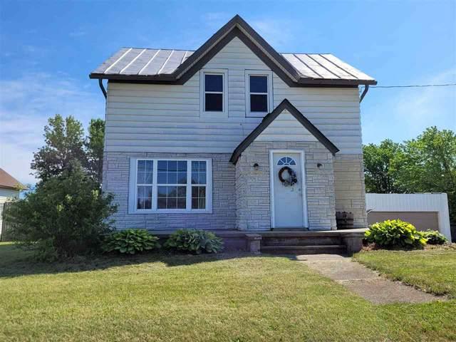 W1552 County Rd C, Pulaski, WI 54162 (#50246000) :: Symes Realty, LLC