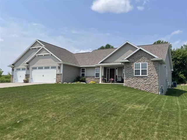 N961 Quarry Rim Road, Hortonville, WI 54944 (#50246023) :: Symes Realty, LLC