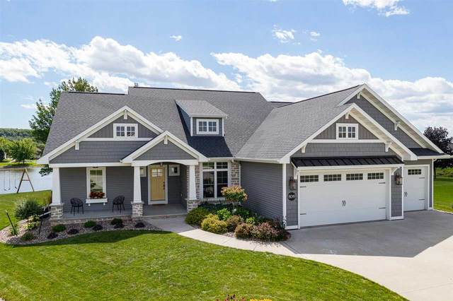 N8019 Wild Wings Court, Sherwood, WI 54169 (#50246027) :: Town & Country Real Estate