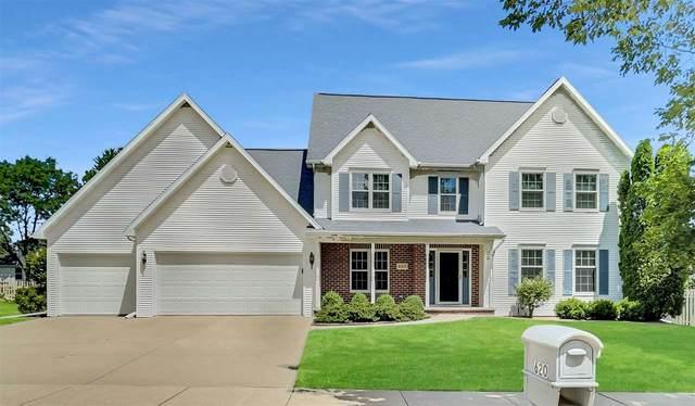 620 E Apple Creek Road, Appleton, WI 54913 (#50246065) :: Symes Realty, LLC