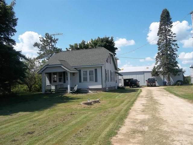 N9425 Hwy D, Bear Creek, WI 54922 (#50246100) :: Symes Realty, LLC