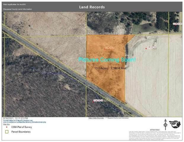 Olson Road, Waupaca, WI 54981 (#50246103) :: Symes Realty, LLC