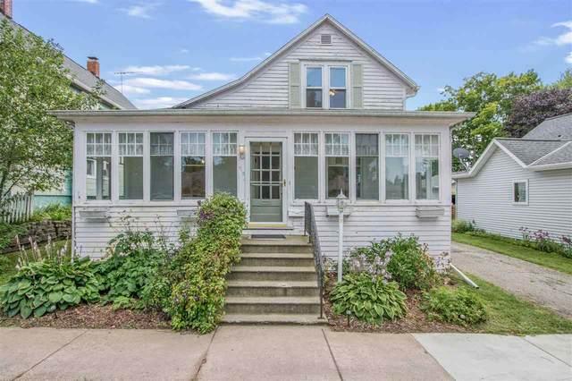 418 Rose Street, Kewaunee, WI 54216 (#50246114) :: Symes Realty, LLC