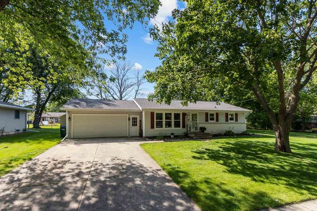 445 Connell Street, Chilton, WI 53014 (#50246254) :: Symes Realty, LLC
