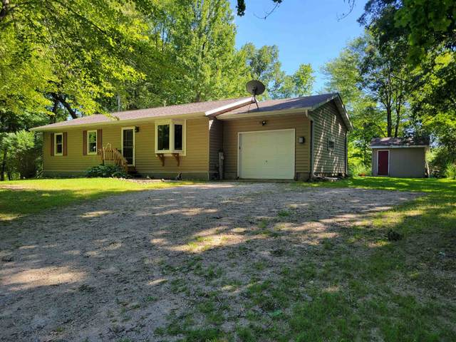 W4441 Buttercup Drive, Redgranite, WI 54970 (#50246293) :: Symes Realty, LLC