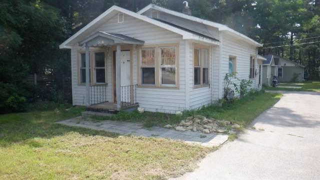 W5817 Lake Drive, Shawano, WI 54166 (#50246457) :: Symes Realty, LLC