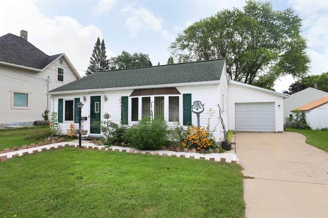 638 Lincoln Street, Seymour, WI 54165 (#50246626) :: Symes Realty, LLC