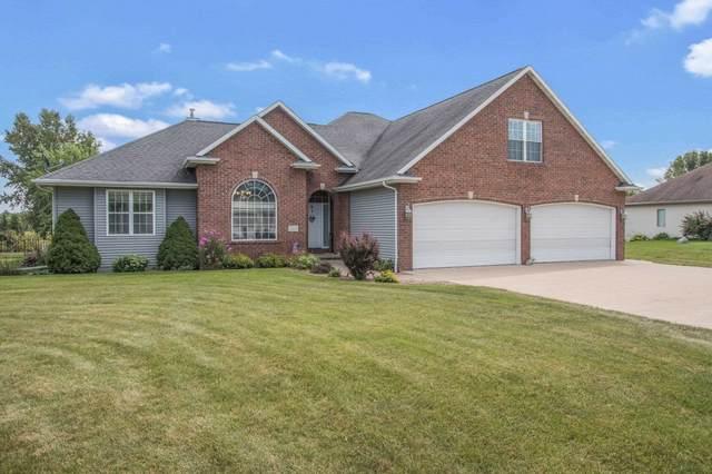 4638 Stonefield Drive, Oshkosh, WI 54902 (#50246643) :: Symes Realty, LLC