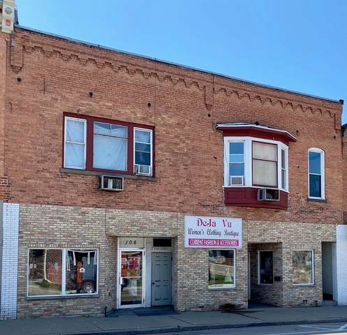 106 Huron Street, Berlin, WI 54923 (#50246805) :: Dallaire Realty