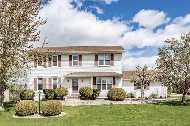 1710 Cedarhurst Drive, New London, WI 54961 (#50246877) :: Symes Realty, LLC