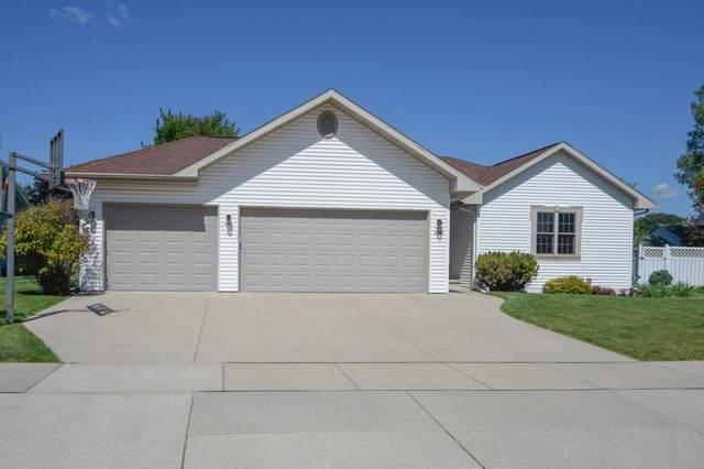 1155 Heidi Haven Drive, Oshkosh, WI 54904 (#50247068) :: Todd Wiese Homeselling System, Inc.
