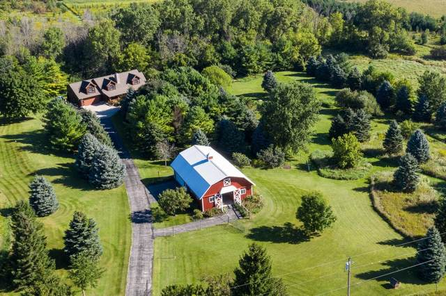W2595 Golf Course Drive, Mount Calvary, WI 53057 (#50247201) :: Todd Wiese Homeselling System, Inc.
