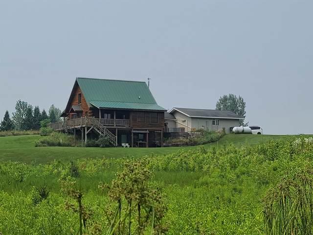 W15180 Silver Creek Road, Birnamwood, WI 54414 (#50247316) :: Todd Wiese Homeselling System, Inc.