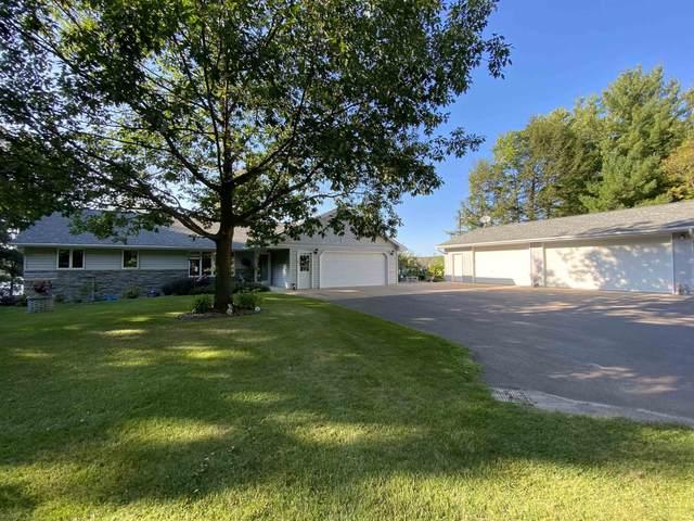 N9690 E Crystal Lake Road, Pickerel, WI 54465 (#50247353) :: Town & Country Real Estate