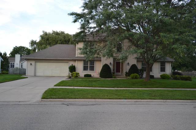 1845 Shelley Lane, De Pere, WI 54115 (#50247366) :: Todd Wiese Homeselling System, Inc.