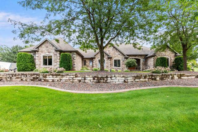 N3040 Steeple Drive, Center, WI 54913 (#50247472) :: Symes Realty, LLC