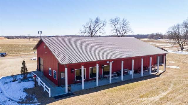 N1821 Airport Road, Weyauwega, WI 54983 (#50247504) :: Carolyn Stark Real Estate Team