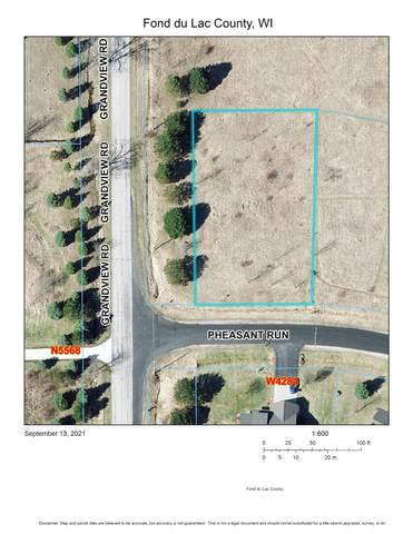 Pheasant Run, Fond Du Lac, WI 54937 (#50247872) :: Todd Wiese Homeselling System, Inc.