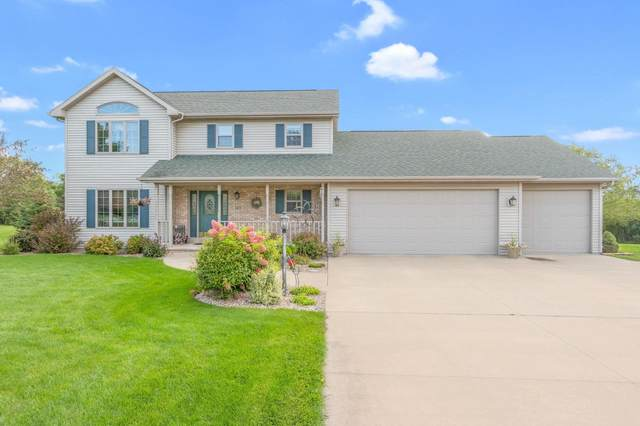 3418 Woodhaven Court, Appleton, WI 54913 (#50247968) :: Symes Realty, LLC