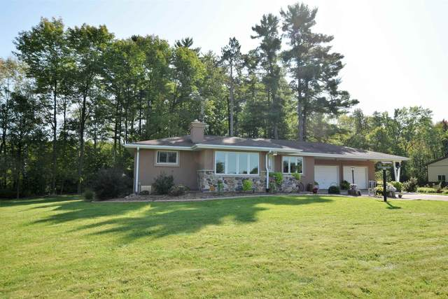 E9675 Laude Road, Clintonville, WI 54929 (#50247977) :: Symes Realty, LLC