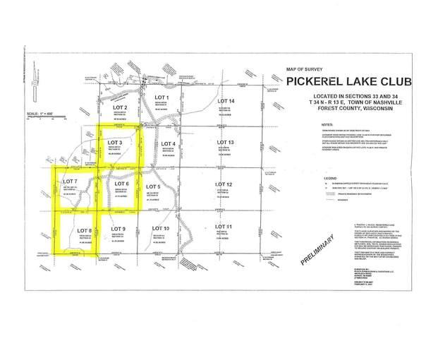 Grass Lake Road, Pickerel, WI 54465 (#50248010) :: Symes Realty, LLC