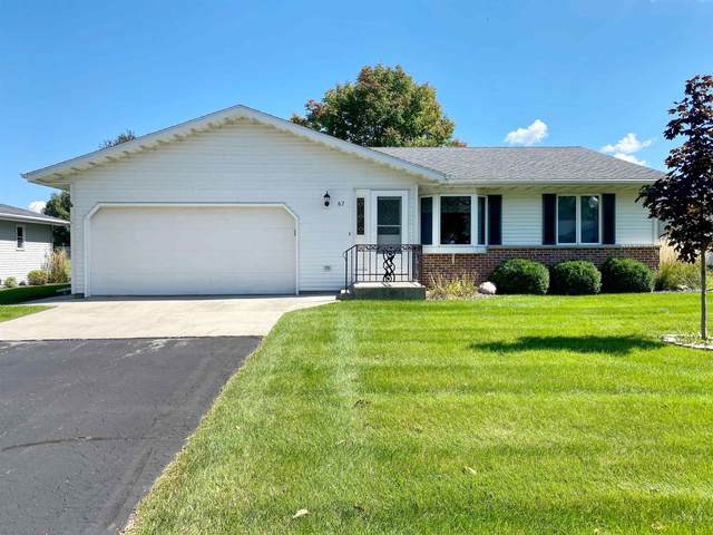 67 Heritage Court, Fond Du Lac, WI 54935 (#50248019) :: Todd Wiese Homeselling System, Inc.