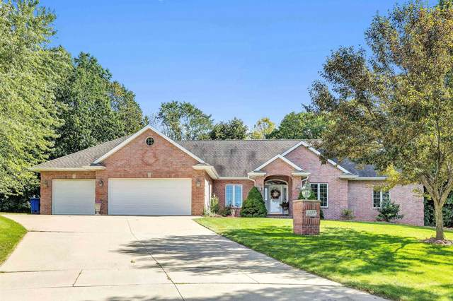 1337 Benjamin Court, Green Bay, WI 54311 (#50248054) :: Todd Wiese Homeselling System, Inc.