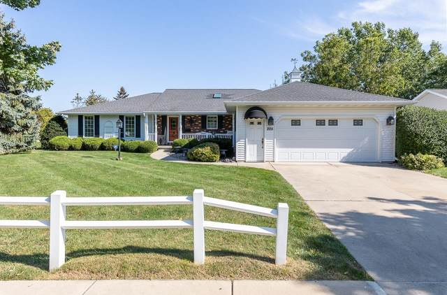 205 Crestview Lane, De Pere, WI 54115 (#50248139) :: Symes Realty, LLC