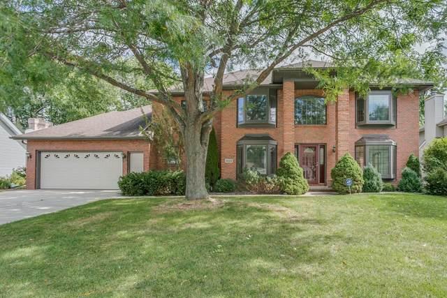 3124 N Rambling Rose Drive, Appleton, WI 54914 (#50248149) :: Symes Realty, LLC