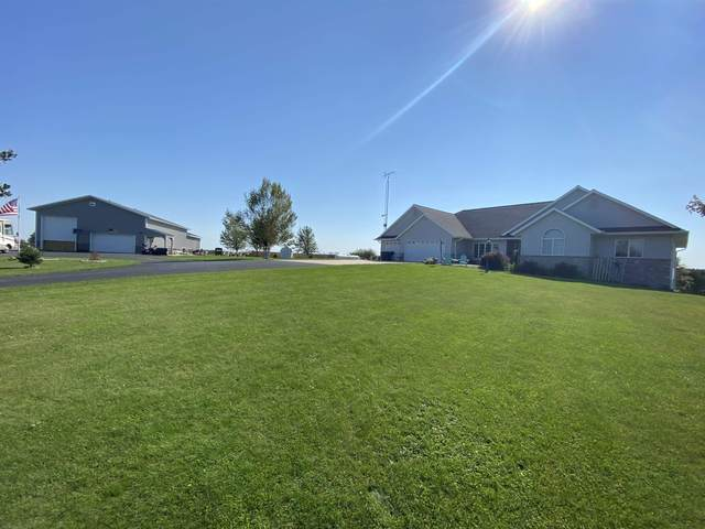 W12166 Sunny Knoll Road, Brandon, WI 53919 (#50248171) :: Todd Wiese Homeselling System, Inc.