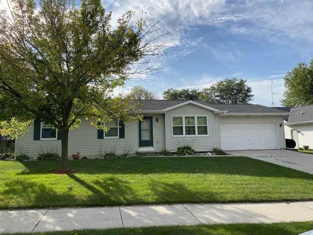 205 Southridge Drive, Kiel, WI 53042 (#50248220) :: Symes Realty, LLC