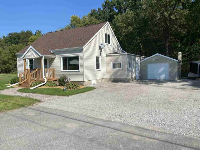 N6078 Hwy 180, Marinette, WI 54143 (#50248256) :: Town & Country Real Estate