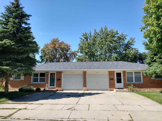 210 Deschane Place, Green Bay, WI 54302 (#50248315) :: Symes Realty, LLC
