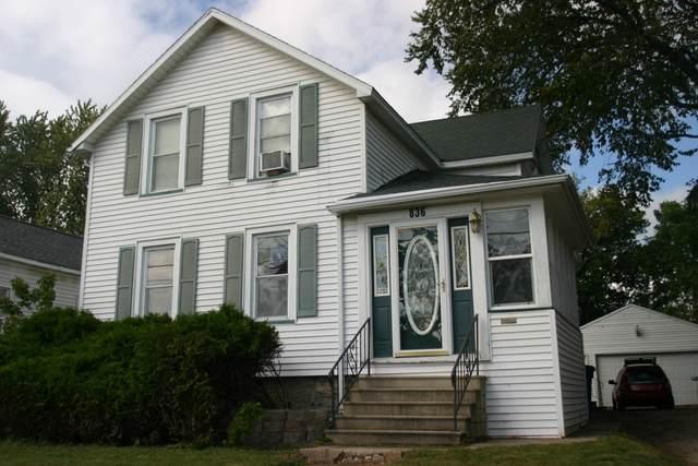 836 W 10TH Avenue, Oshkosh, WI 54902 (#50248339) :: Symes Realty, LLC