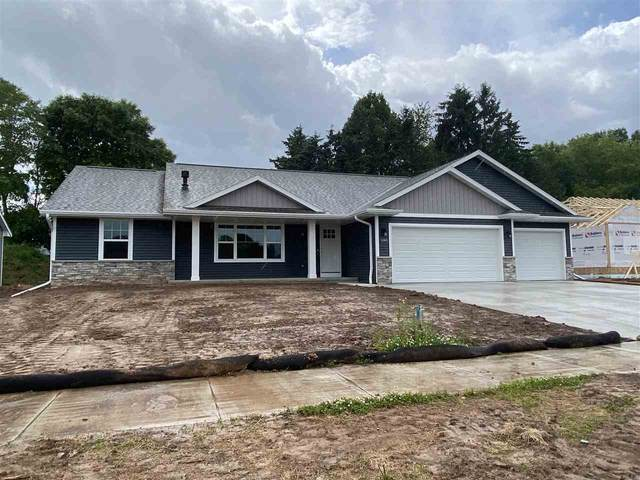 2521 Lawrence Drive, Green Bay, WI 54115 (#50248355) :: Symes Realty, LLC