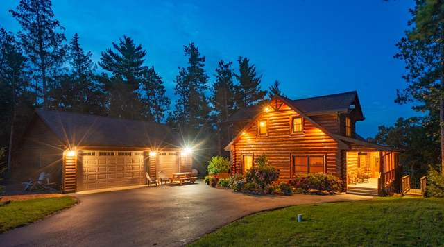 W5585 N Gilbert Lake Road, Wild Rose, WI 54984 (#50248494) :: Town & Country Real Estate