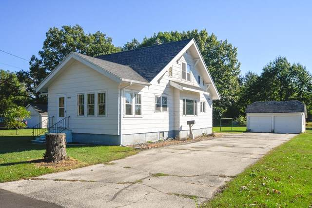 N4822 Main Street, Krakow, WI 54137 (#50248501) :: Town & Country Real Estate