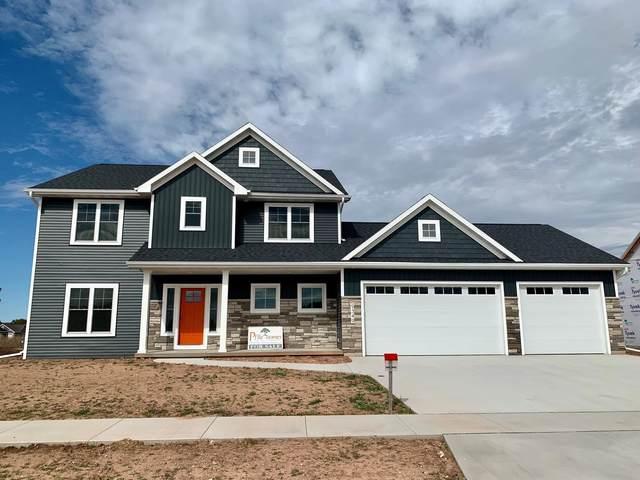 N9349 Dusty Drive, Appleton, WI 54915 (#50248518) :: Ben Bartolazzi Real Estate Inc