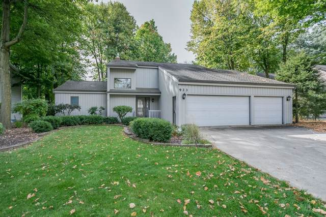 923 E Woodcrest Drive, Appleton, WI 54915 (#50248550) :: Town & Country Real Estate