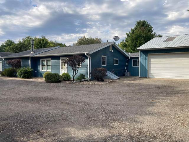 E2206 Parfreyville Road, Waupaca, WI 54981 (#50248577) :: Town & Country Real Estate