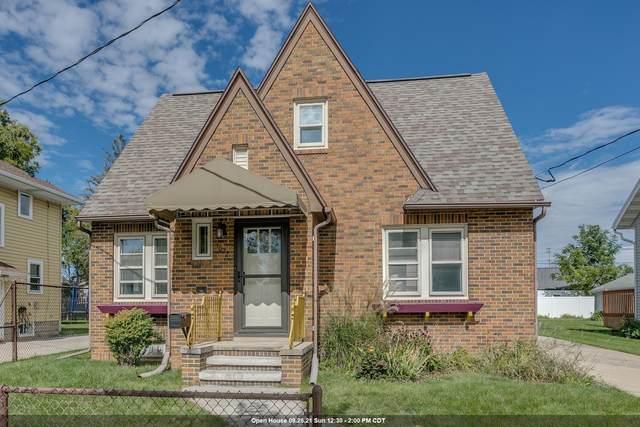1022 W Summer Street, Appleton, WI 54914 (#50248581) :: Carolyn Stark Real Estate Team