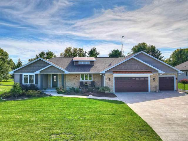 355 Brookview Drive, Luxemburg, WI 54217 (#50248690) :: Town & Country Real Estate