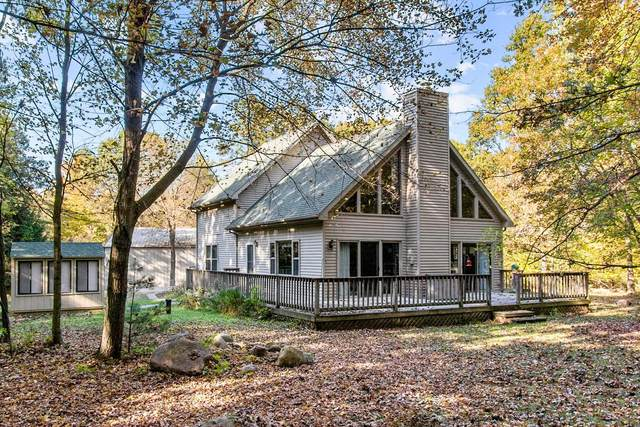 W3195 Badger Drive, Pine River, WI 54965 (#50249259) :: Symes Realty, LLC