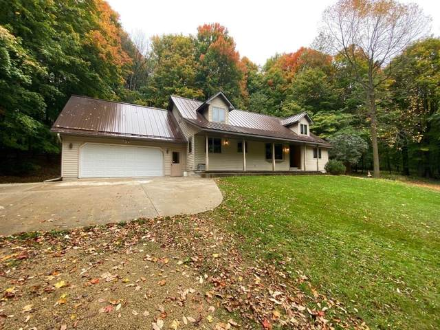 W11676 Angle Road, Marion, WI 54950 (#50249281) :: Todd Wiese Homeselling System, Inc.