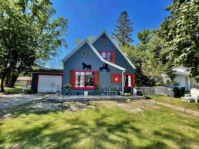 460 S Oxford Street, Wautoma, WI 54923 (#50249343) :: Symes Realty, LLC
