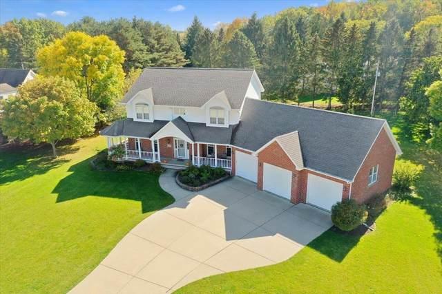 1273 Pleasant Valley Drive, Oneida, WI 54155 (#50249399) :: Carolyn Stark Real Estate Team