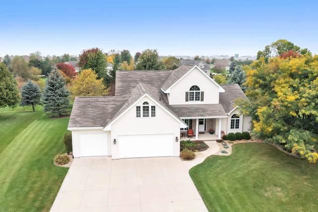 3811 N Cripple Creek Drive, Appleton, WI 54913 (#50249406) :: Symes Realty, LLC
